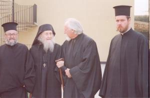 metropolitan-panteleimon-of-belgiumvisit-at-the-patriarchal-monastery-of-saint-john-the-baptist-maldon-in-essex-and-meeting-with-the-late-archimandrite-sophrony-19912