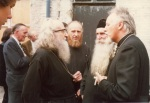 visit-of-elder-sophrony-at-orthodox-parish-of-saint-andrew-in-ghent-belgium-founded-in-19722